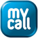 My call logo small