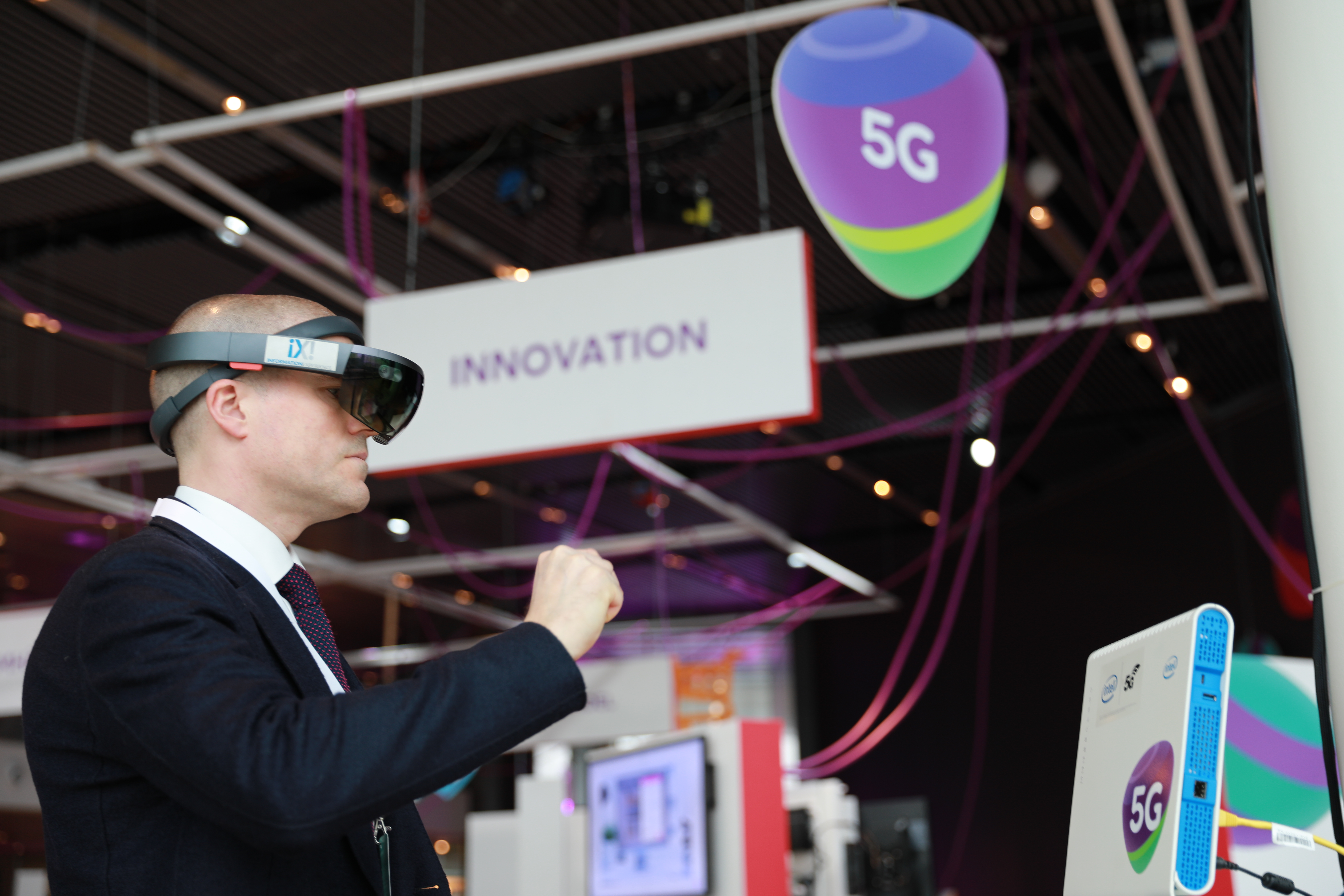 5G and AR will bring superpowers to users - Telia Company